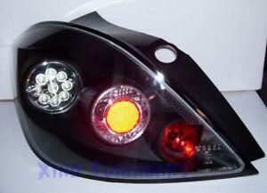 Lights Led-Back LED Neri Black Astra H 5 Doors