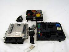 0281018046 KIT ACCENSIONE AVVIAMENTO CITROEN C5 2.2 SW 150KW 5P D AUT (2012) RIC