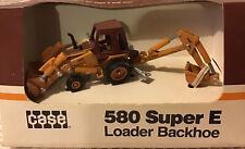 Case 580 Super E Loader Backhoe 1/64 Scale NIB