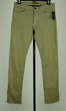 Theory Mens Taupe Raffi Slim Fit Jeans 31