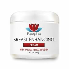 Super Bust Enlargement Cream - BREAST ADVANCE - With Organic Herbal Infusion 4oz