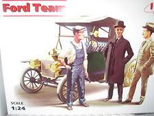 Ford Team T-Model 1913 Oldtimer Auto  1:24 *NEU*  Plastikbausatz