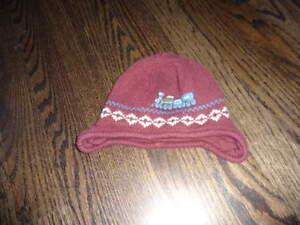 JANIE AND JACK 0-6 TRAIN HAT CLASSIC TRAIN