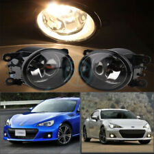 2pcs Clear Lens Bumper Fog Light OE Replacement DOT h For Subaru BRZ 2013-2016