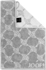 JOOP! Cornflower 1611 Farbe silber Handtuch Duschtuch Gästetuch Waschhandschuh