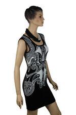 Regular Size Cocktail Paisley Dresses for Women