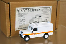 HART MODELS HT 13 LAND ROVER HARD TOP POLICE VEHICLE BOXED nl