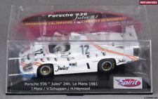 Porsche 936 coda Lunga Essex le Mans 79 Spirit SCX Ninco Scalextric