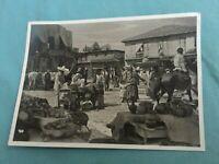 """FOTO DI SCENA IN B/N DEL FILM TEDESCO """"SERGEANT BERRY UND DER ZUFALL"""" ANNO 1938"""
