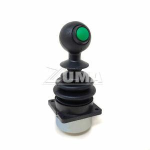 """Fits JLG Part 7024424 - NEW  """"Eyeball"""" Joystick Assembly"""