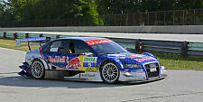 2004 Audi A4 DTM European Sedan Vintage Classic Race Car Photo  (CA-0775)