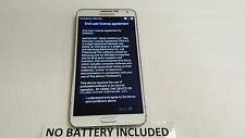 Samsung Galaxy Note 3 SM-N900A - 32GB Classic weiß (at&t) Smartphone Bad Touch
