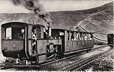 The Snowdon Mountain Railway, LLANBERIS, Caernarvonshire