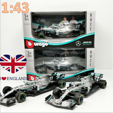 Mercedes AMG Petronas F1 2019 W10 Lewis Hamilton #44 Scale 1:43 Model Toy Car