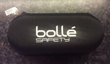 Bolle B708L (54-18) Semi Rigid Glasses Case C/W Cloth & Cord @@LOOK@@