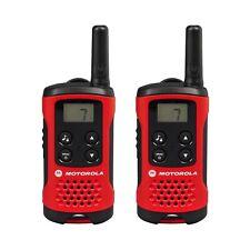 U Motorola TLKR T40 Walkie Talkie 2 Way PMR 446 Compact Radio Twin Set