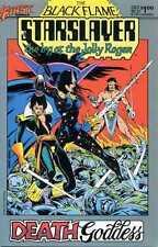 Starslayer 21. First Comics 1984. SF45