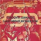 Groove Armada - Last Night in Brixton (Live) (2013)  CD  NEW/SEALED  SPEEDYPOST