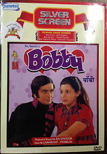 BOBBY - BOLLYWOOD ORIGINAL DVD - FREE POST