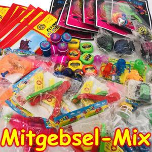 MITGEBSEL MIX - 24x Spielzeug für Kindergeburtstag Tombola Pinata Füllung Kinder