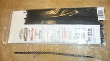 """Millepede Mille-Tie Quick Strip 12"""" Long 100 Per Bag Cable Tie Free Ship ty18"""