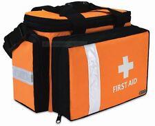 Paramedic Holdall Bag - Orange - 260 x 380 x 170mm (Free Printing)