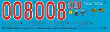 Peddinghaus 0994 1/16 TIGER II 3. COMPLETO Nero,ESERCITO CARRO ARMATO abate. 503