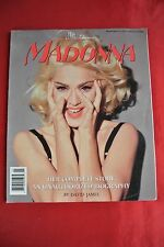 Madonna Her Complete Story Biography by David James Book