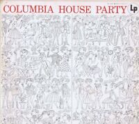 "Columbia House Party Various Artists Vinyl 12"" LP-33 Vocal Pop Album VG Promo"
