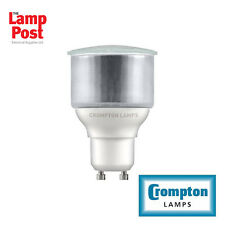 Crompton LED Long Barrel GU10 3.5W 2700K Warm White