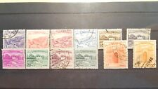 PAKISTAN 1961/63 between  mi.nr 136-150 used