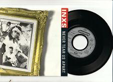 INXS - Never tear us apart -  45 tr 7''  1987 Polygram