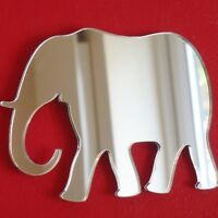 Elephant Acrylic Mirror (Several Sizes Available)