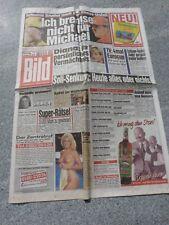 Bild-Zeitung vom 30. September 1997 Geburtstagsgeschenk ?