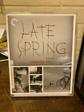 Late Spring (Blu-ray Disc, 2012, Criterion Collection) ozu Booklet