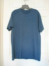 Lululemon time to get dirty Shirt Size L  Mens  get outside get sweaty