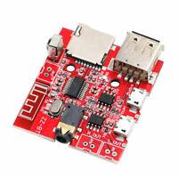 Bluetooth Mp3 Decoder Module Audio Receiver Board Car Speaker Amplifier ModI7T9