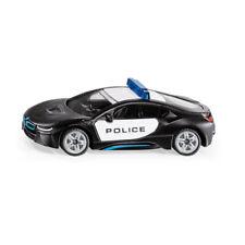 """Siku 1533 BMW i8 """"Police"""" schwarz/weiss (Blister) Modellauto NEU! °"""