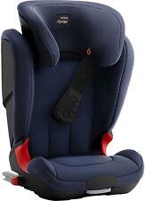 Britax Romer Kidfix XP Childs Car Seat Moonlight Blue Booster 15-36kg 2/3 SICT