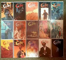 Outcast 1-41 complete series run lot image comics robert kirkman