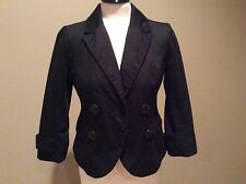 American Eagle Outfitters Black Jacket Size S