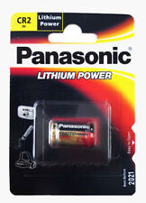 1x Panasonic Photo batería CR2 - Lithium power - 3v - Top