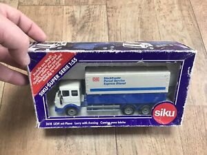 "Siku (Super Series) 1/55 Scale Lorry with Awning ""DB Parcel Service"" No 2618"