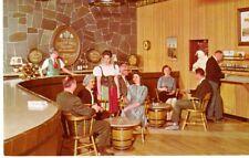 Italian Swiss Colony Winery, Fun Sampling Wines, Asti, CA, 1950-60s- Postcard