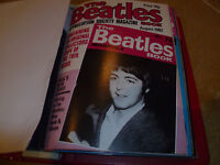 THE BEATLES BOOK MONTHLY APPRECIATION Magazine No 76 August 1982