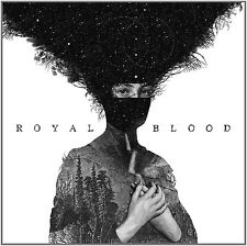 ROYAL BLOOD CD ALBUM (2014)