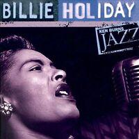 Holiday, Billie : Ken Burns Jazz: Billie Holiday CD