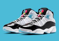 Jordan 6 Rings South Beach Poolside Basketball Shoes CK0017 100  Size 13