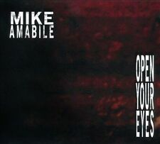 Mike Amabile : Open Your Eyes CD