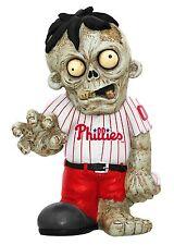 Philadelphia Phillies - ZOMBIE - Decorative Garden Gnome Figure Statue NEW
